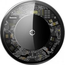 Беспроводное зарядное устройство Baseus Simple Crystal (CCALL-AJK01) 10W