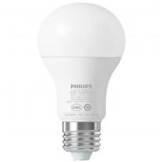 Лампа Xiaomi Mijia Philips E27 6.5 Вт 450 лм умная 9290012800
