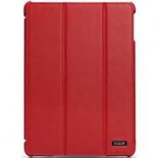 Книжка-подставка iCarer Microfiber для iPad Air RID503 кожаный чехол красный