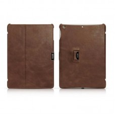Обложка iCarer RID504 для iPad Air Vintage Brown. Red