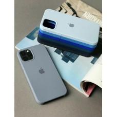 Чехол накладка Silicone case для iPhone 6 7 8 11 12 XS Max