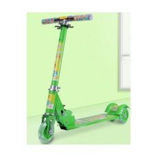 Самокат Scooter 3 колеса Green (805)