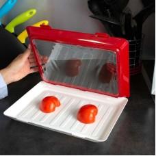 Многоразовый вакуумный лоток для хранения пищевых продуктов Clever Tray