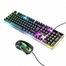 Игровой комплект Hoco gm11 клавиатура и мышь с подсветкой