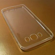 Накладка силиконовая 0.3mm Samsung J2 черный, голубой, розовый, фиолетовый
