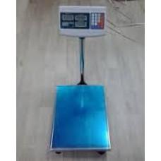 Весы торговые электронные 150кг со стойкой