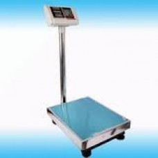 Весы торговые электронные (100кг) со стойкой