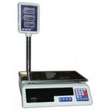 Весы торговые электронные NA-501 (40кг) со стойкой и счетчиком цены
