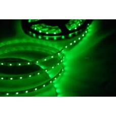 Лента светодиодная в силиконе 5050, 60 светодиодов 5 метров катушка Green