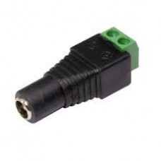 Разъем для подключения питания RCA-F с клеммами под кабель
