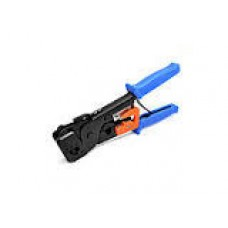 Инструмент MLT-1 для обжимки RJ-45 8P8C и RJ-12/11 6P6C. Синие