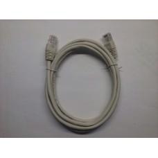 Патч-корд Cablexpert. Utp Cat.5e. 2.0m. серый