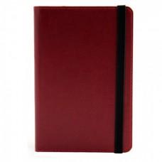"""Универсальный чехол для планшетов 7"""" красная книжка 135*200 мм"""