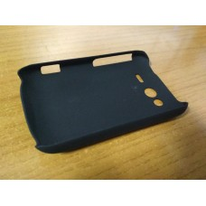 Пластиковый чехол накладка Rock Naked Shell back cover for Htc Wildfire S A510e G13, black