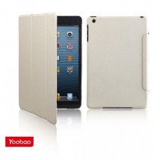 Чехол Книжка Yoobao iSlim leather case for iPad mini 1 2 3 white LCAPMINI-SLWT