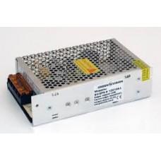 Блок питания импульсный 12В 10A (120W) SUNPOWER перфорированный