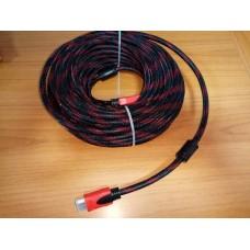 Кабель 2E HDMI - HDMI 10m v1.4 видео провод шнур 10 метровый