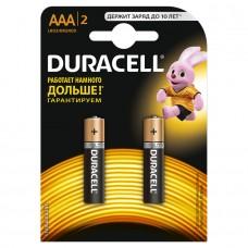 Батарейка Duracell LR03 MN2400 упаковка из 2 штук