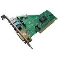 Звуковая карта Pci sound card 4CH c-media 8738 Box
