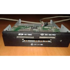 Кардридер внутренний MS Pro Duo, Memory Stick, CF - 1a02bg900-600-6g