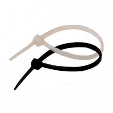 Хомут стяжка нейлоновый 4150 белый упаковка - 100 шт