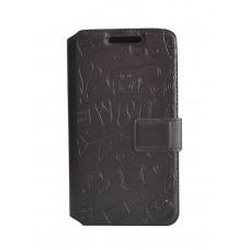 Чехол-обложка Florence Travel для Samsung G313HD Galaxy Ace 4 Duos чехол футляр, откидная обложка, боковая кни