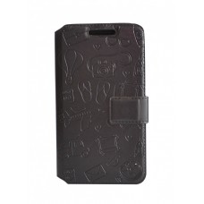 Боковая книжка Florence Travel для Samsung I8200 Galaxy S3 Mini Neo чехол футляр, откидная обложка, боковая кн