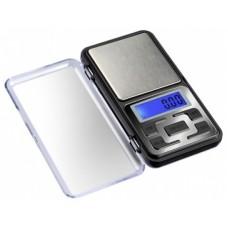 Весы ювелирные карманные до 500 грамм точность 0,01 гр MH-500