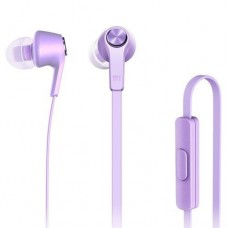 Apple In-Ear Headphones with Remote and Mic lilac наушники гарнитура копия