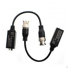 Видео балун / приемопередатчик пассивный N101P-HD-A2 AHD/CVI/TVI, 720P/1080P - 400/200 метров, цена за пару