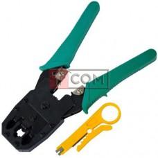 Инструмент OB-315 для обжима 4р4с, 6р4с, 8p8c