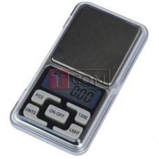 Весы карманные KD06 до 200 грамм ювелирные
