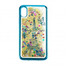 Beckberg Aqua Series for iPhone 7 Paris Blue