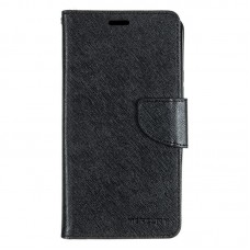 Чехол книжка Book Cover Goospery Lenovo Vibe K6 Note Black