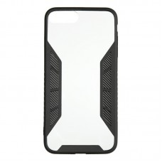 IPaky Carbon Fiber Seria for iPhone 7 Black