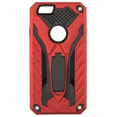 IPaky Cavalier Seria for iPhone 7/8 Red