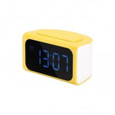 Remax OR Clock with 4USB 3.1A RM-С05 Yellow/White