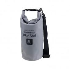 Waterproof Bag 5L Grey