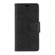 Book Cover Goospery Meizu M3 Black