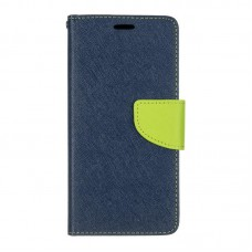 Book Cover Goospery Meizu M3 Blue