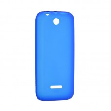 Original Silicon Case Nokia 535 Microsoft Blue
