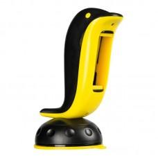 Авто Холдер Remax RM-C20 Dolphin Black/Yellow