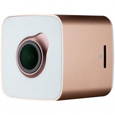 Видеорегистратор Prestigio RoadRunner Cube 530RS rose gold/white, Fhd, 2MP, 30fps, 140В