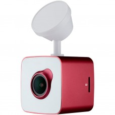 Видеорегистратор Prestigio RoadRunner Cube 530RW red/white, Fhd, 2MP, 30fps, 140В