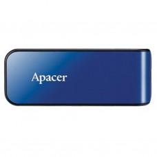 ЮСБ флеш накопитель Apacer Usb 64Gb AH334 синий цвет