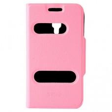 Чехол Drobak Stand Flip для Samsung S7562 розовый