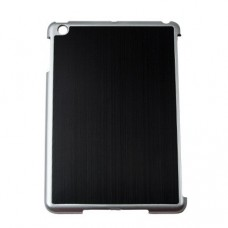 Накладка бампер для iPad mini чёрный Drobak Titanium Panel
