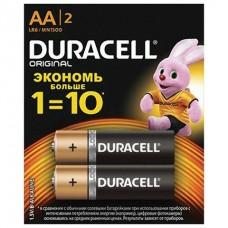 Батарейка Duracell LR06 MN1500 1*2