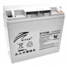 Акб аккумуляторная батарея к ИБП 12V 18.0 Ah Ritar AGM RT12180
