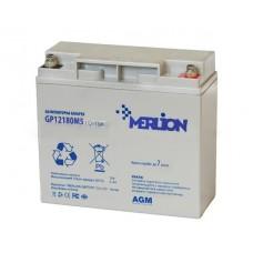 Аккумуляторная батарея для ИБП MERLION GP1218M5 AGM 12 V 18 Ah